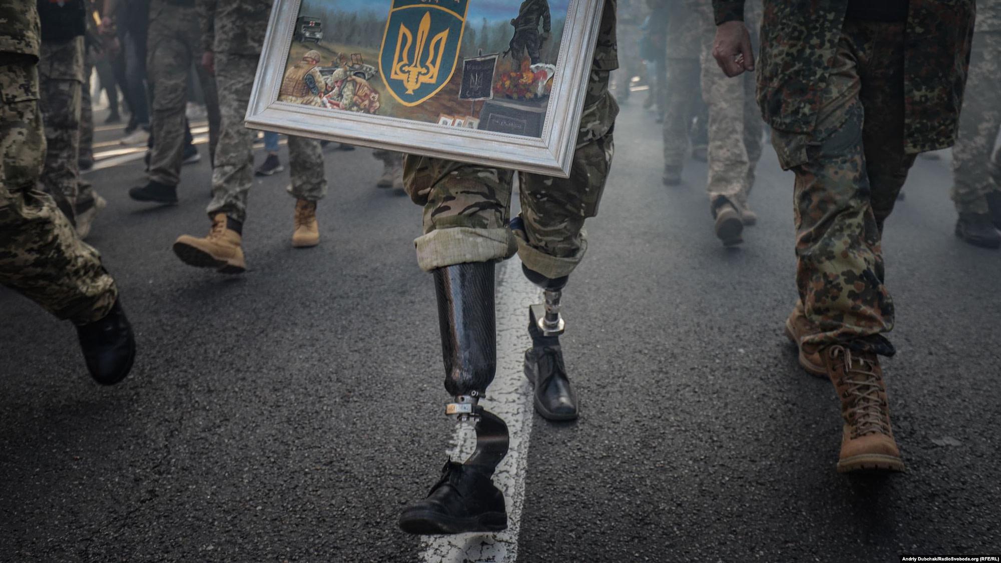 Коли клятви підписано кров'ю. Фотовиставка. Андрій Дубчак