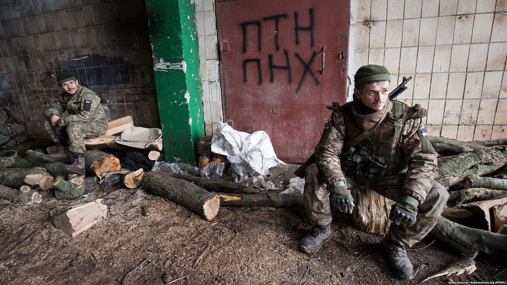 Авдіївська промзона / Фото: Андрій Дубчак
