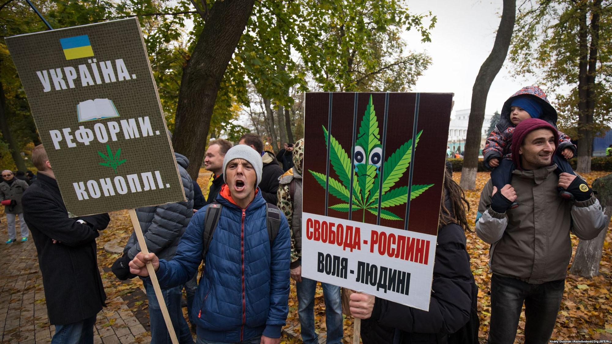Конопляний марш свободи 2017 (фотограф Андрей Дубчак / Andriy Dubchak)